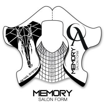 Chablon Memory - Easy Cut - Salon Form