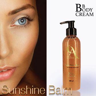 SunShine Balm - Body BB Crème