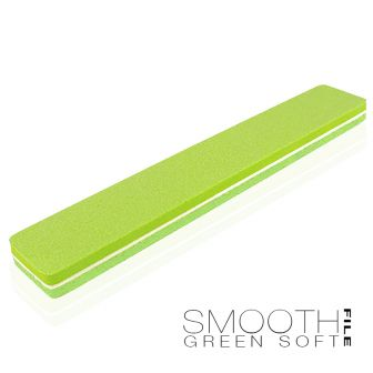 Smooth File Green Soft