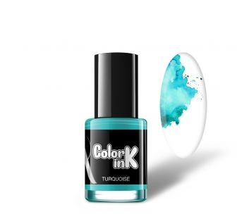 Color ink TURQUOISE