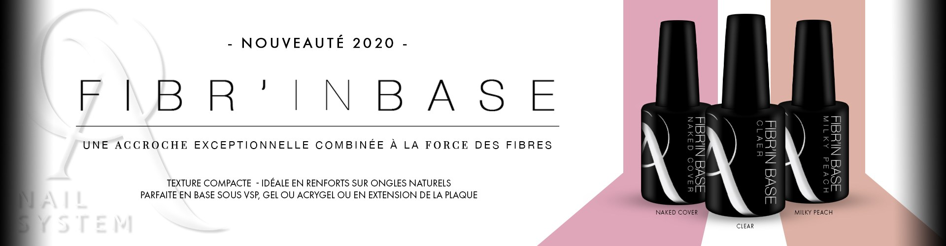 NEW ! FIBR'IN BASE