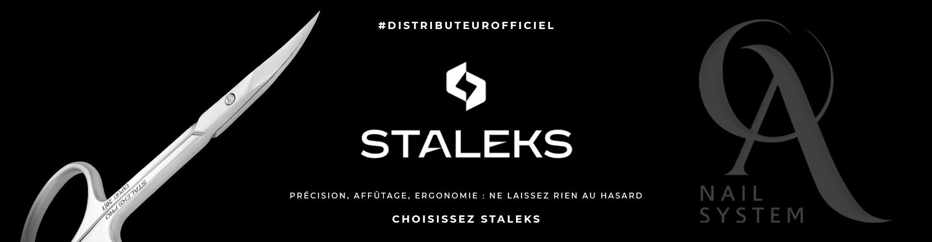 EXCLUSIVITÉ : Distribution Officielle des Outils de Manucure STALEKS